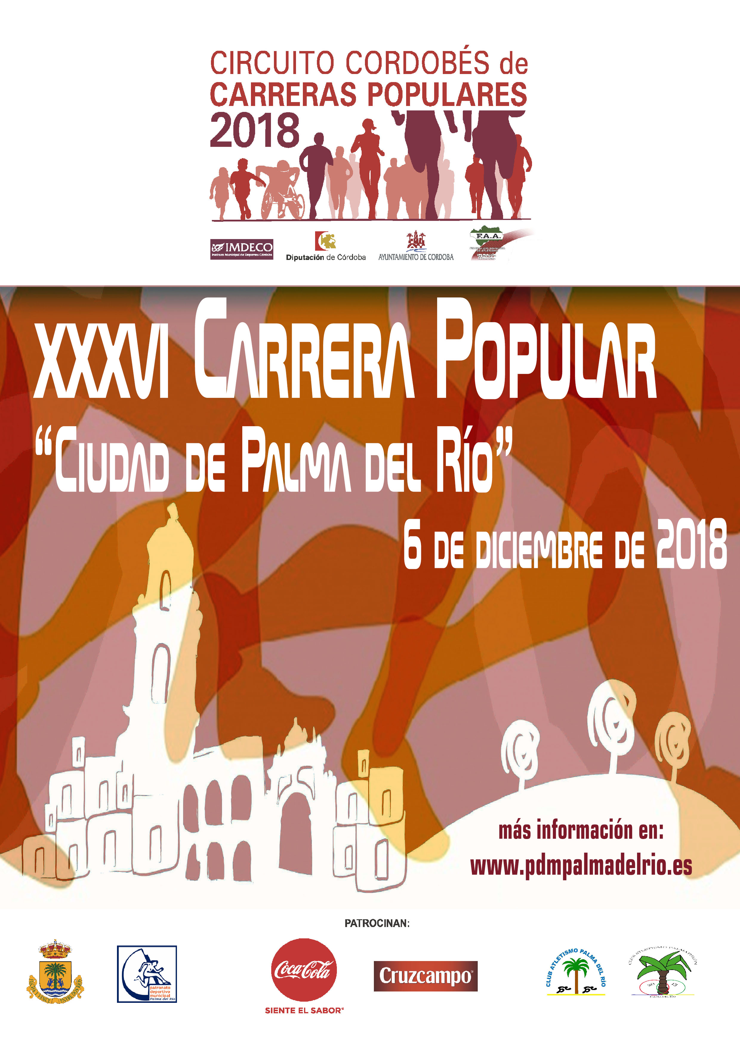 XXXVI CARRERA POPULAR
